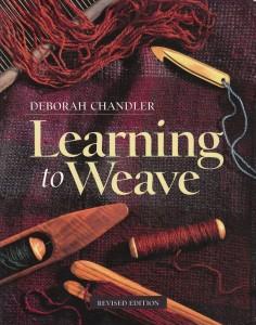 Leranig to weave