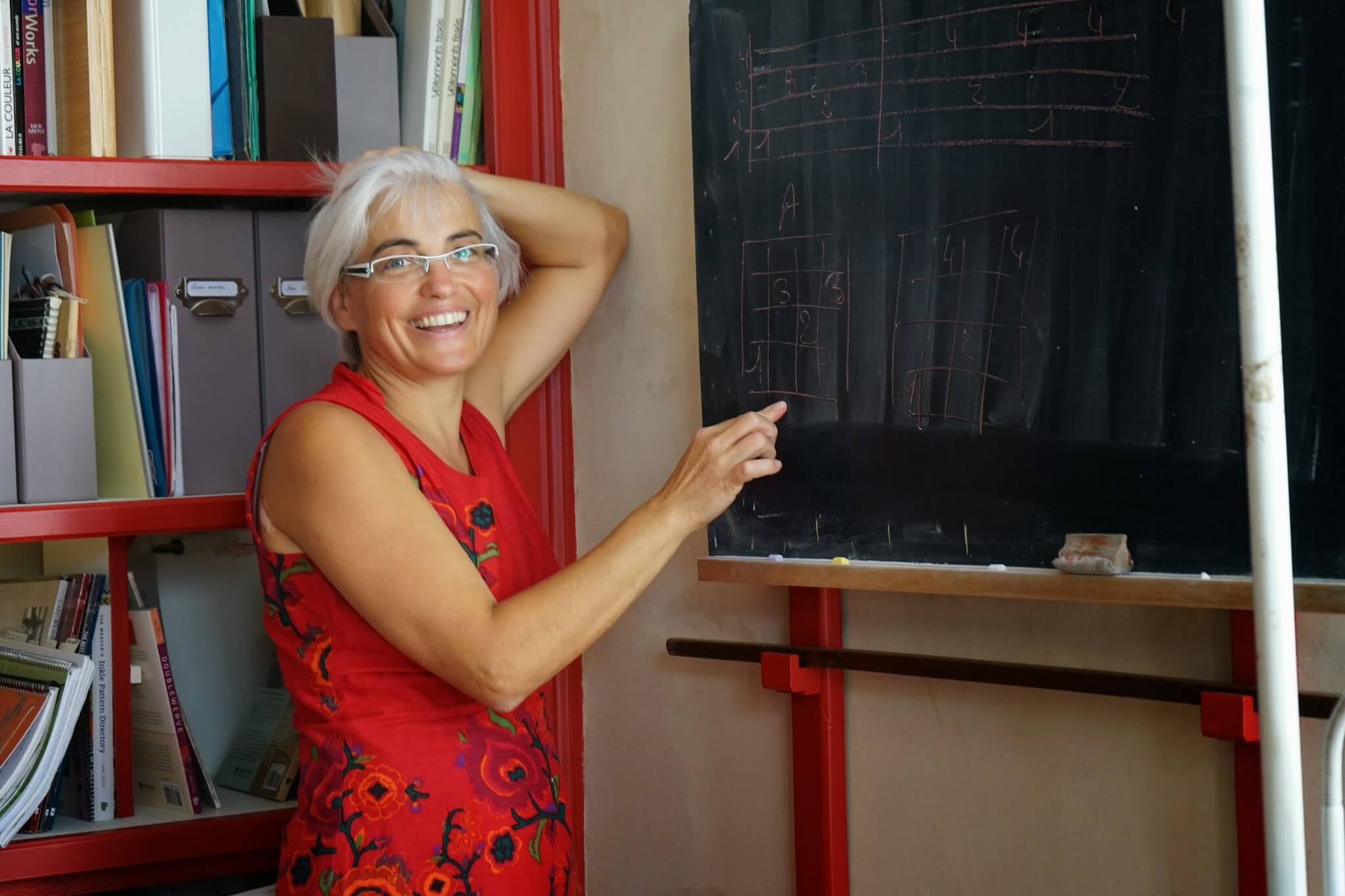 Prof ARTissage : notre Betty