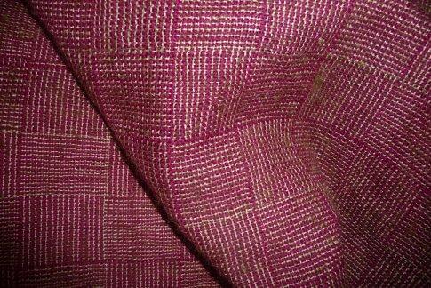Shadow weave en mohair et laine