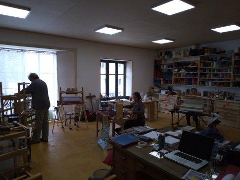 Nouvel atelier ARTissage